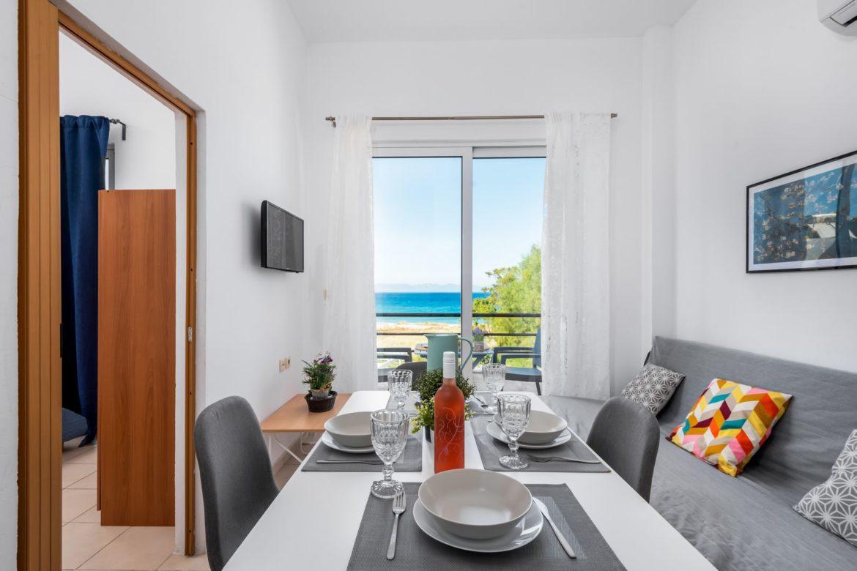Sea View Apartment Ixia